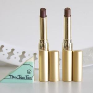 LOT Rouge à lèvre stick Grenat et Hematite
